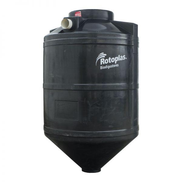 Biodigestor de 600LT Ful Equipo Rotoplas