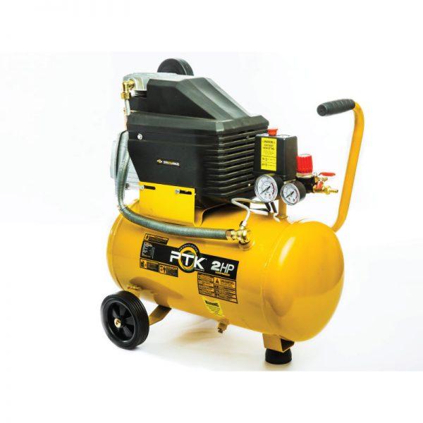 Compresor de Aire 24LT 2HP 110V