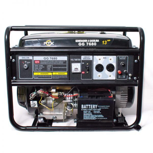 Generador a Gasolina de 7500W 110/220V