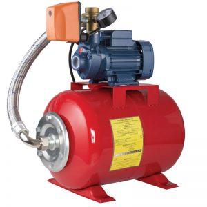 Sistema Hidroneumatico Pedrollo de 1/2HP 24LT